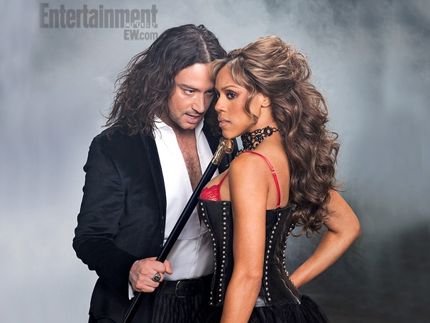 Take a Steamy Sneak Peek at Constantine Maroulis and Deborah Cox in Jekyll & Hyde