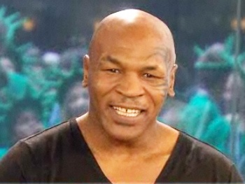 Mike Tyson Dishes on 'Getting Naked' for His Broadway Debut on The Today Show