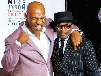 Get In The Ring with Mike Tyson and Spike Lee as They Talk Up Undisputed Truth