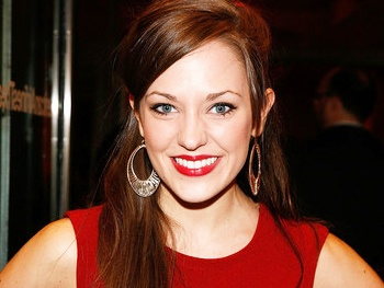 Laura Osnes on Singing with Julie Andrews, Performing Maury Yeston and Her Very Strange Music Video