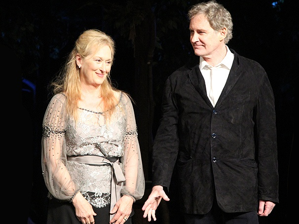 Kevin Kline & Meryl Streep Headline Romeo and Juliet at Public Theater's Star-Packed Central Park Gala