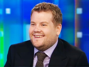 One Man, Two Guvnors' James Corden Dishes on His Naked Photo Shoot with David Beckham on Piers Morgan