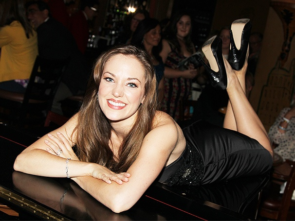 Joel Grey, Claybourne Elder, Tommy Tune and More Turn Out for Laura Osnes' Debut at Cafe Carlyle