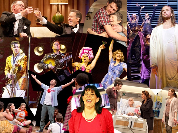 Closing Time! Eight Great Plays and Musicals to See Before They're Gone