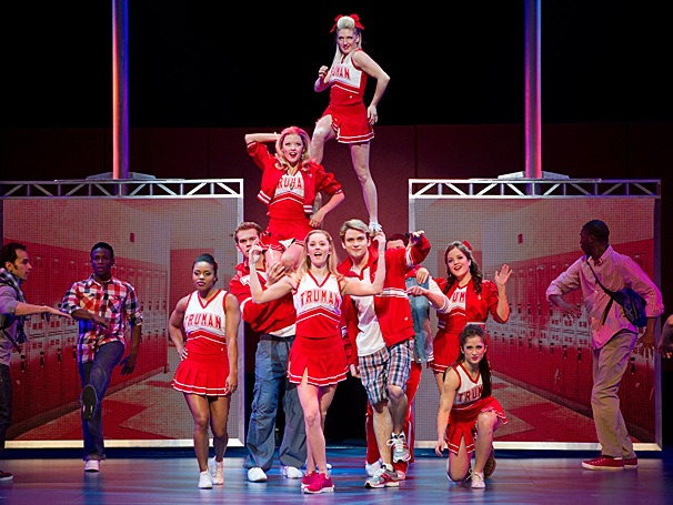 Game On! Performances Begin for Bring It On: The Musical