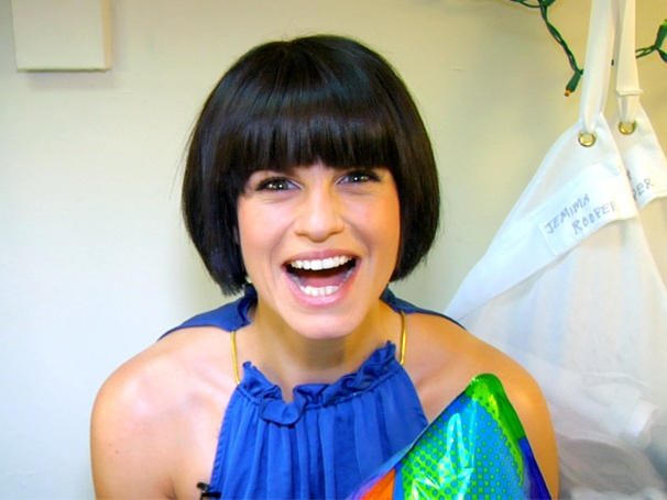 Jemima Rooper Counts on Classy Champagne and Her Cock Sock Backstage at One Man, Two Guvnors 