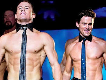 Striptastic! Channing Tatum Talks about a Magic Mike Musical on Broadway