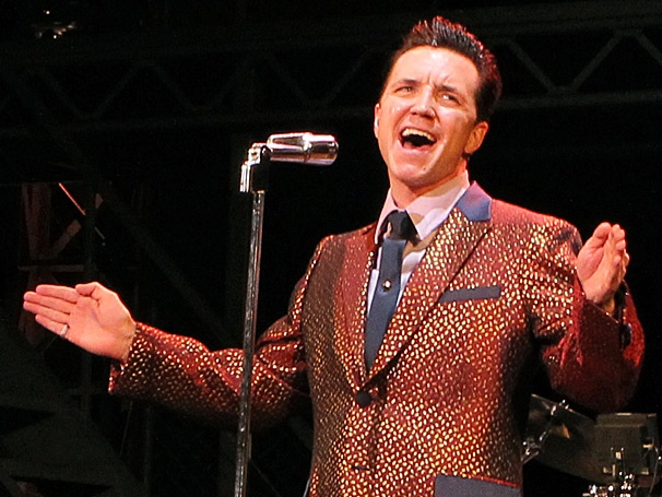 Truck Stop Eats and Comforts from Home Keep Jersey Boys Star John Gardiner Rolling on the Road