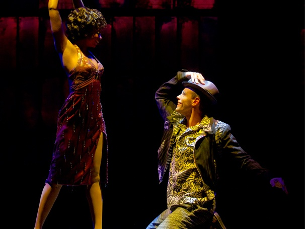 Tony-Winning Musical Memphis, Starring Adam Pascal and Montego Glover, Sets Broadway Closing Date