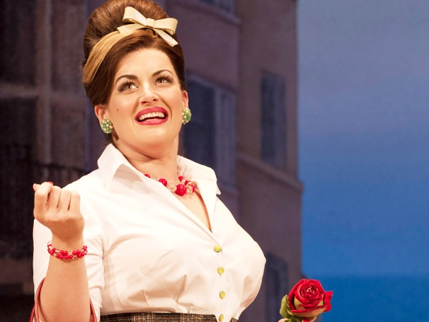 Jodie Prenger of London's One Man, Two Guvnors on the Queen, the Olympics and Playing a 'Tart with a Heart'