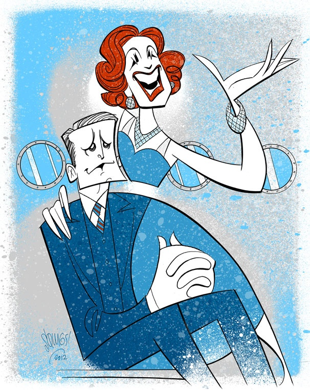 Squigs Says Bon Voyage! to Anything Goes, Starring Stephanie J. Block & Bill English