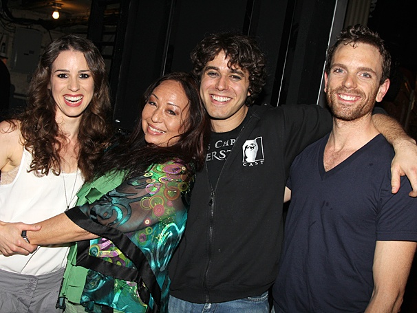 Jesus Christ Superstar's Revival Cast Knows How to Love Original Star Yvonne Elliman!