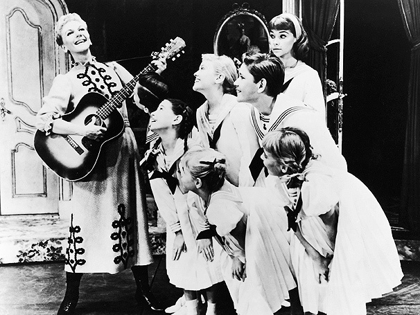NBC's Live Staging of The Sound of Music Aiming for Christmas 2013 Air Date