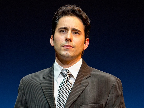 Tony Winner John Lloyd Young Begins His Return Run as Frankie Valli in Broadway's Jersey Boys