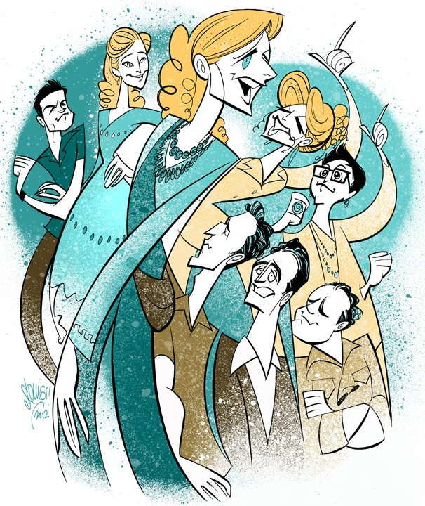 Squigs Salutes the New Dancing Queens of Broadway's Mamma Mia!