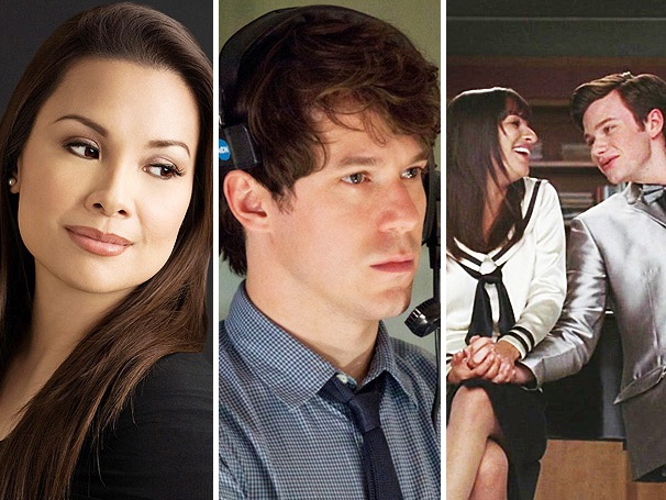 Top 10! Salonga, Gallagher & a Whole Lotta Glee: Dig Into the Week's Most-Read Articles