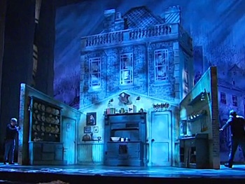 Watch How the 'Pop Up' Home of the Banks Family Comes to Life in Mary Poppins