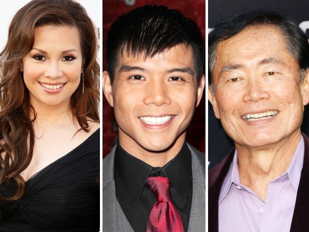 Lea Salonga, Telly Leung and George Takei Set for Allegiance at the Old Globe