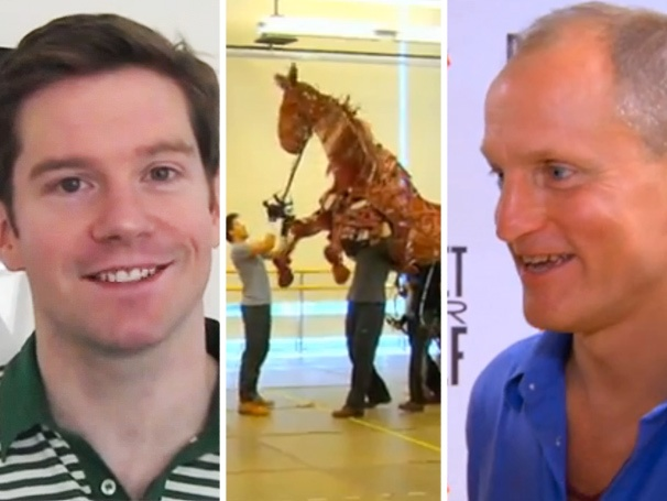 Top Five! Rory, Woody and Joey the Horse Make the List of the Week's Most-Watched Videos