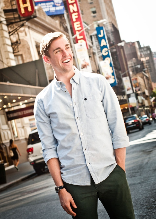 Broadway Buzz: The Book of Mormon Star Nic Rouleau Reveals the Curse of the Standby and Goes Gaga Over Kelli OHara