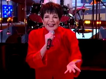 Liza Minnelli Kicks Off Good Afternoon America's Run with 'New York, New York'
