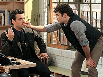 CBS Cancels New Comedy Partners, Starring Michael Urie