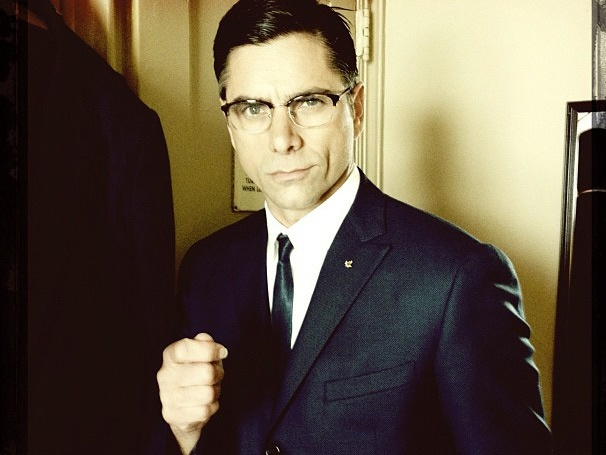 Hot Shot! John Stamos Snaps a Sexy Self-Portrait Backstage at The Best Man