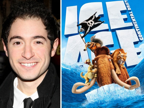 Broadway Vet Jason Fuchs on Making His Screenwriting Debut at Age 26 With Ice Age: Continental Drift