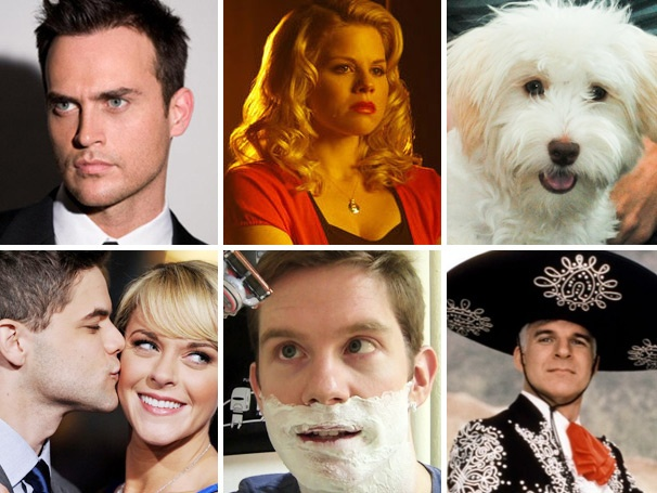 Megan Hilty Ain't Afraid of Jennifer Hudson, Broadway Pets Are Pervy & More Lessons of the Week 