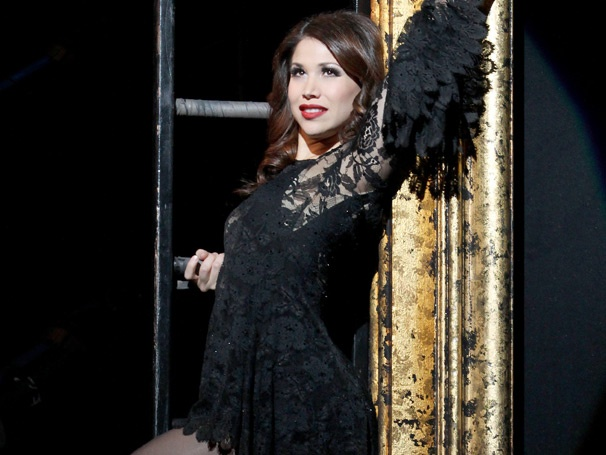 Bianca Marroquin and Brian O'Brien Return to Broadway's Chicago
