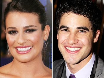 Lea Michele Wants to Rock Out with Glee Co-Star Darren Criss in Concert