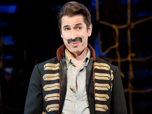 Matthew Saldivar on His Big Broadway Year, from Streetcar to Peter and the Starcatcher