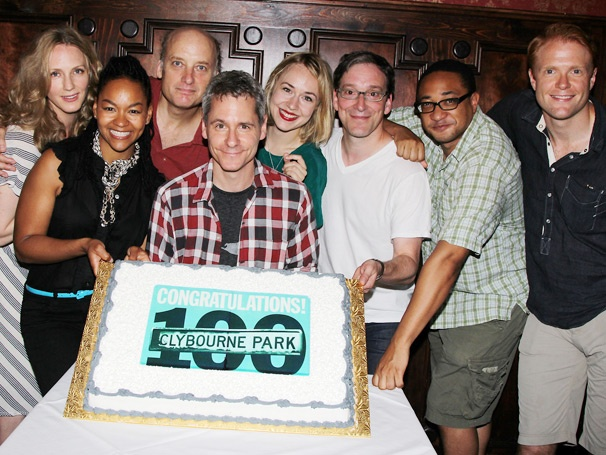 Double the Fun! Clybourne Park Celebrates 100 Broadway Performances and Welcomes Sarah Goldberg to the Cast