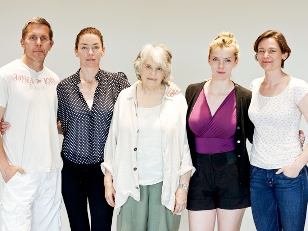 Get a Sneak Peek at Gary Cole, Julianne Nicholson & More In Rehearsal for Sam Shepard's Heartless