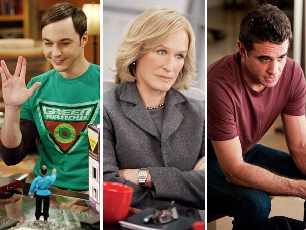 Jim Parsons, Glenn Close, Bobby Cannavale & More Receive 2012 Emmy Nominations