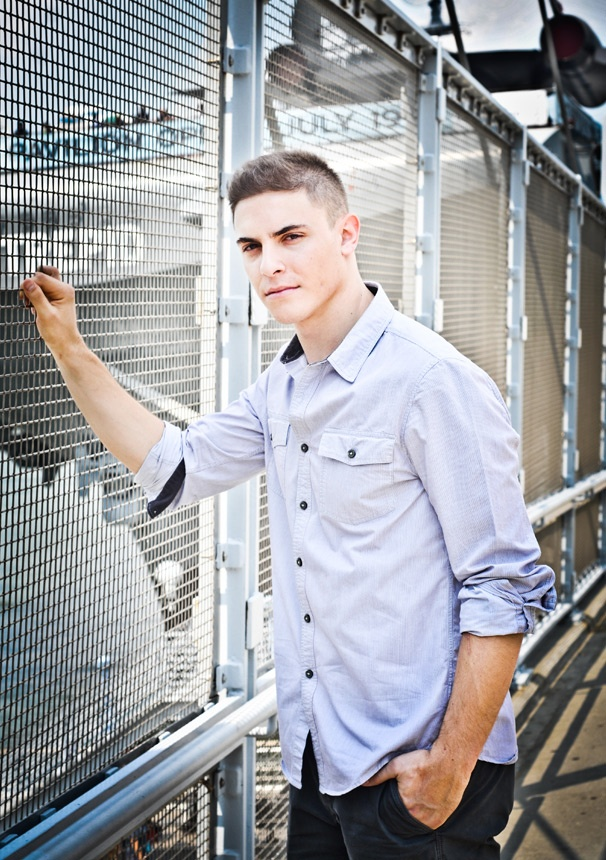 Derek Klena on How Sports, Show Tunes, Marc Shaiman & American Idol Led Him to Dogfight