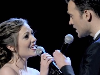 Get a Sneak Peek of Laura Osnes & Cheyenne Jackson Singing 'Tonight' & More on PBS' From Dust to Dreams