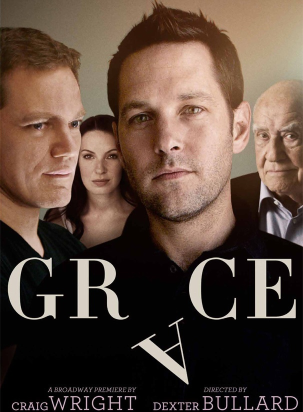 Sneak an Exclusive Peek at Paul Rudd, Michael Shannon & More in the Brand New Grace Poster