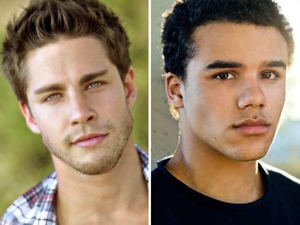 Dean Geyer and Jacob Artist Sign On for Season Four of Glee