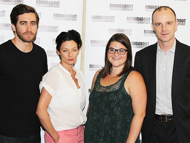 Meet Jake Gyllenhaal & His New Off-Broadway Family in If There Is I Haven't Found It Yet