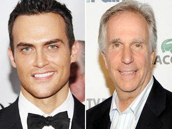 Cheyenne Jackson and Henry Winkler Confirmed to Star in Broadway Porn Play The Performers