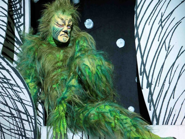 Dr. Seuss' How the Grinch Stole Christmas Heading to Madison Square Garden for Holiday Run