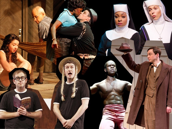 Closing Time! Memphis, Ghost, Sister Act & More: Eight Great Plays and Musicals to See Right This Minute