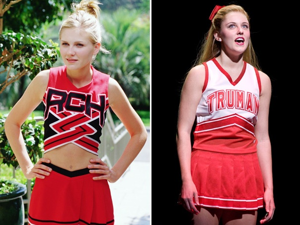 Something to Cheer About: How Bring It On Flipped From the Screen to the Broadway Stage