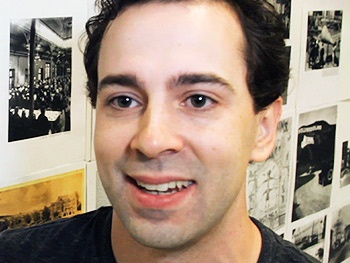 Get a Sneak Peek at Chaplin Costumes, Sets & More with Star Rob McClure