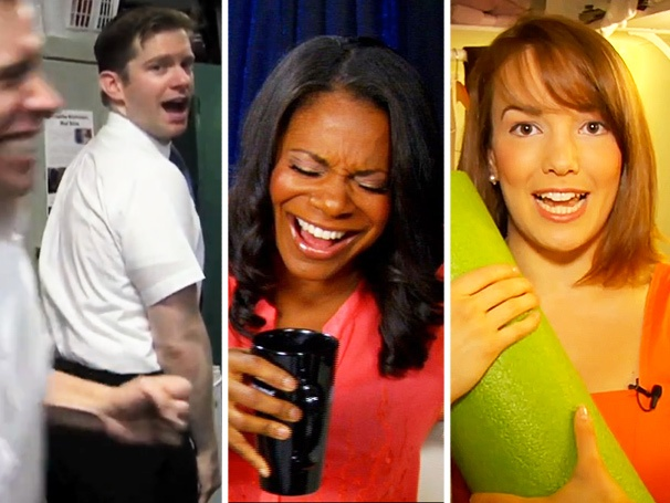 Top Five! Rory O'Malley's Secret Handshake, Audra McDonald's Wedding Plans & More Spark the Week's Most-Watched Videos