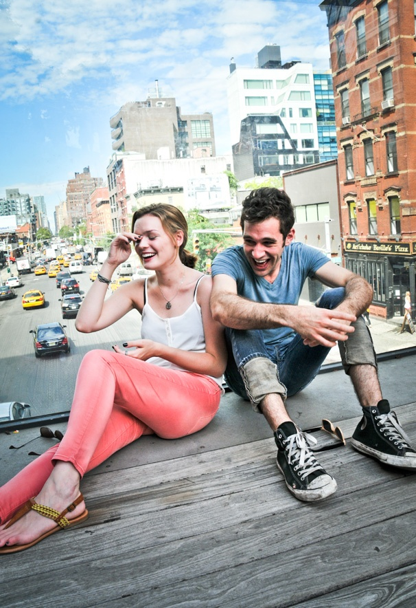 Broadway Besties! Jennifer Damiano and Adam Chanler-Berat Kick Off Broadway.com's New Friendship Feature