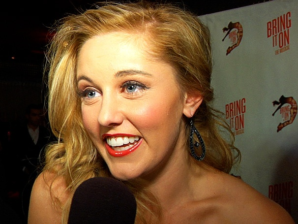 Celebrate a Spirited Opening Night with Taylor Louderman & the Bring it On Squad