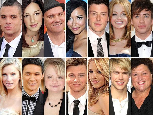 Weekend Poll: Which Glee Star Would You Like to See Make His or Her Stage Debut?