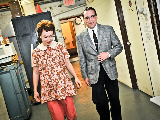 Photo Exclusive! Take a Look Behind the Scenes of Tony-Winning Play Clybourne Park